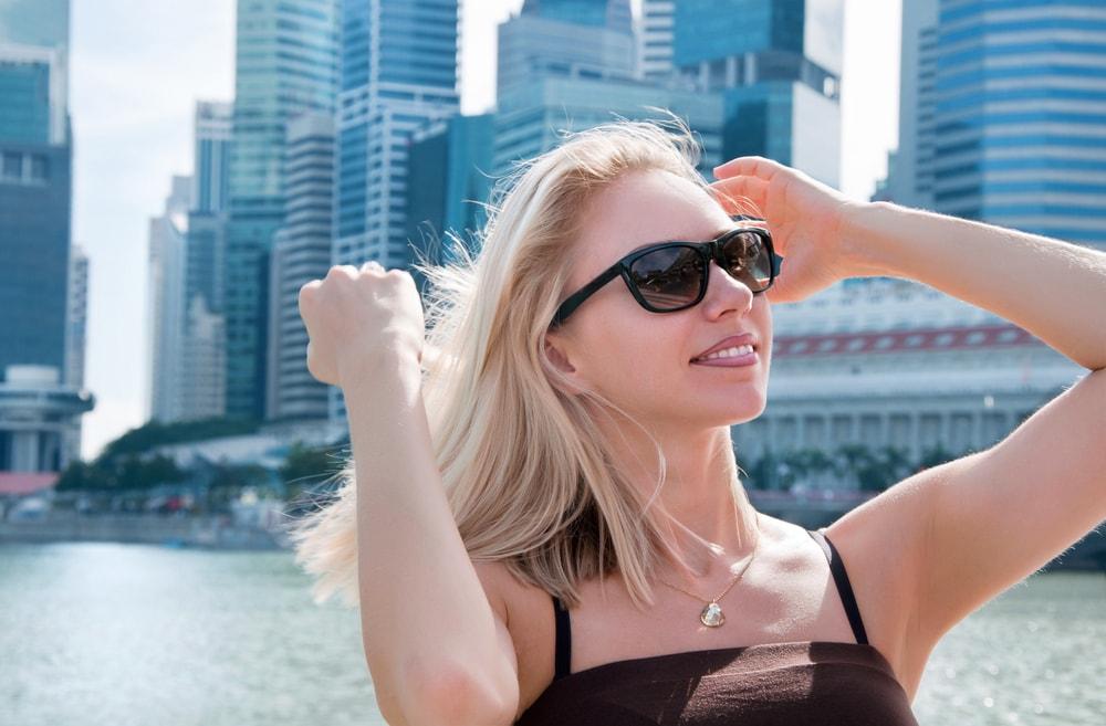 Gradients tints sunglasses
