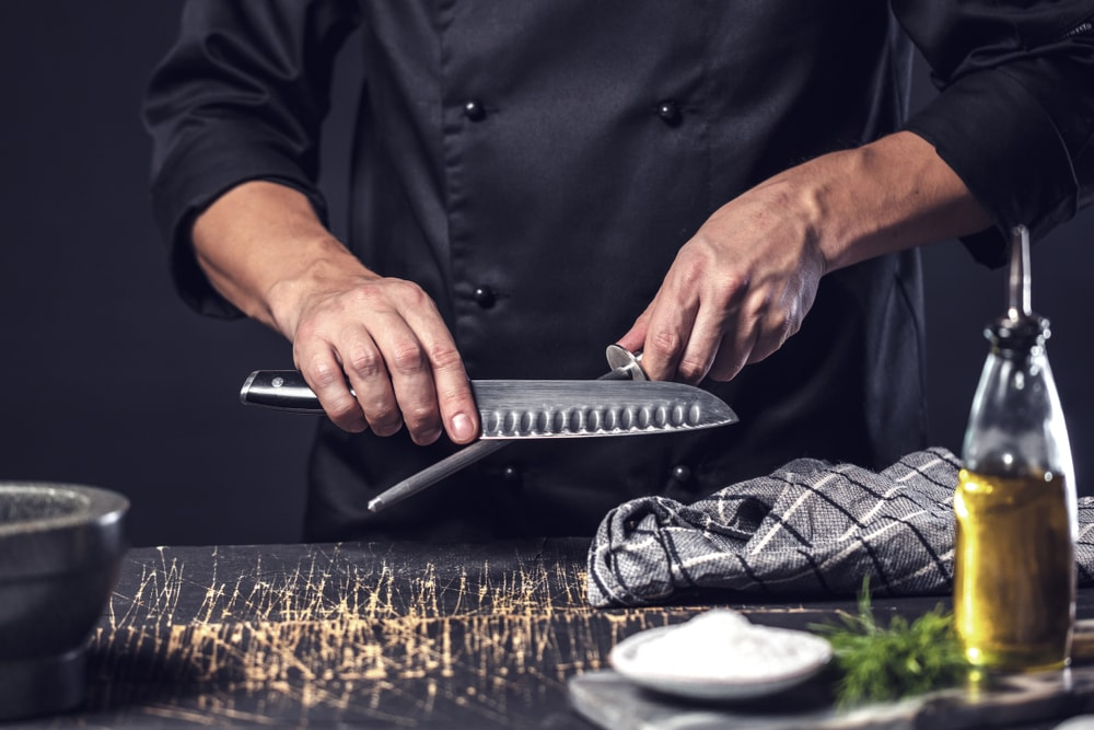 What to look for in a knife