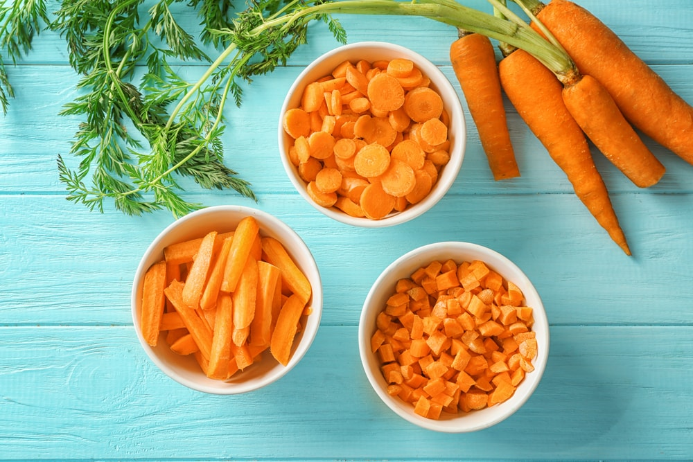 carrot use for pimples