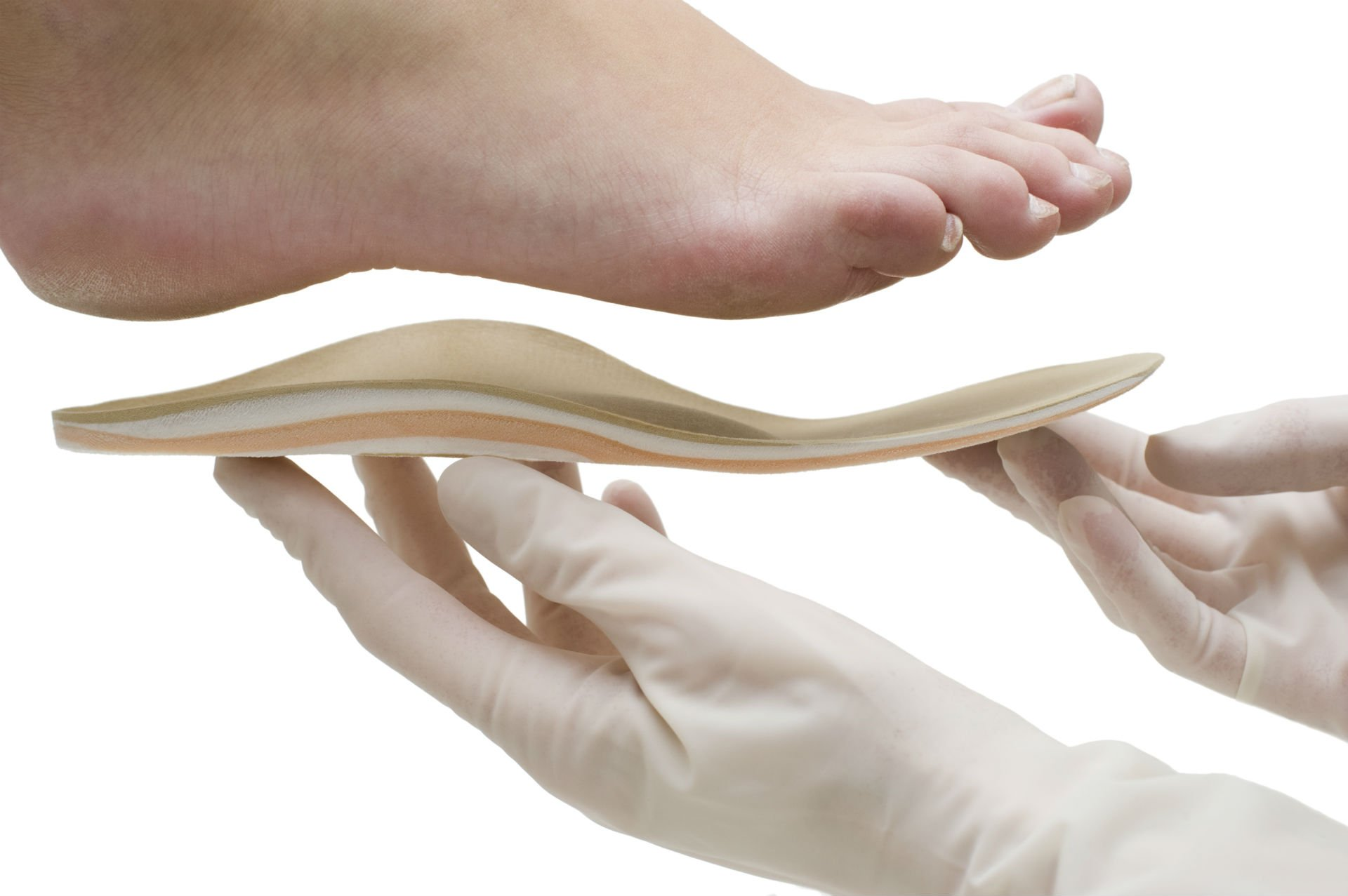 Benefits Orthotics
