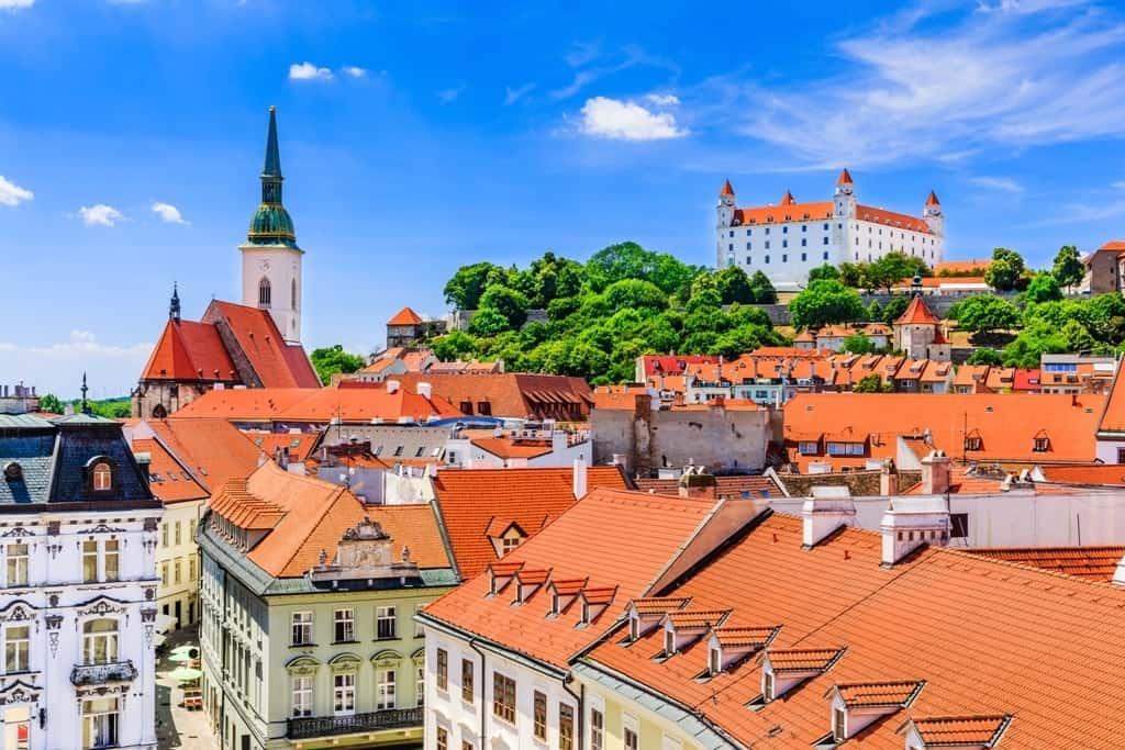 Bratislava, Slovakia travel