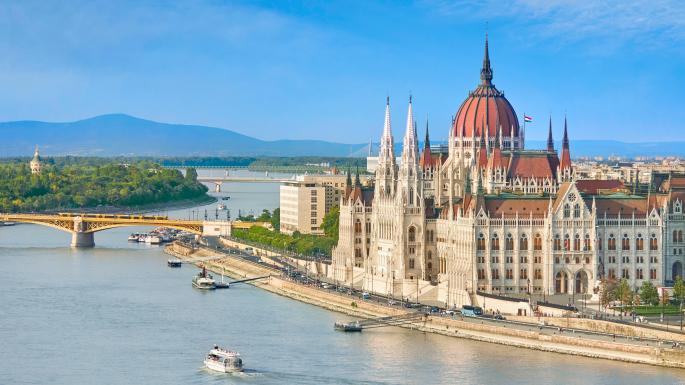 Budapest, Hungary travel