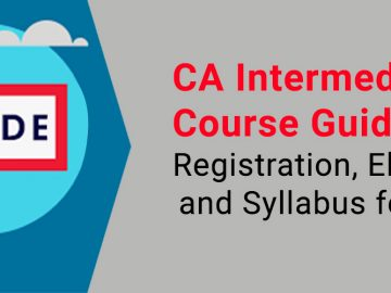 CA Intermediate Course