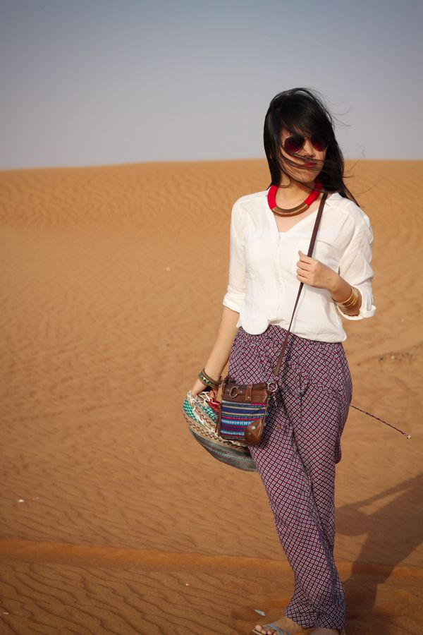 Experience the beauty of Desert safari