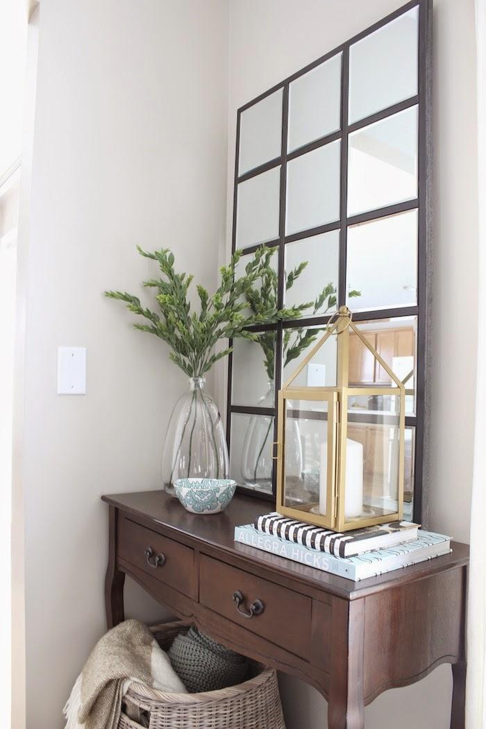 Fake Window Mirror