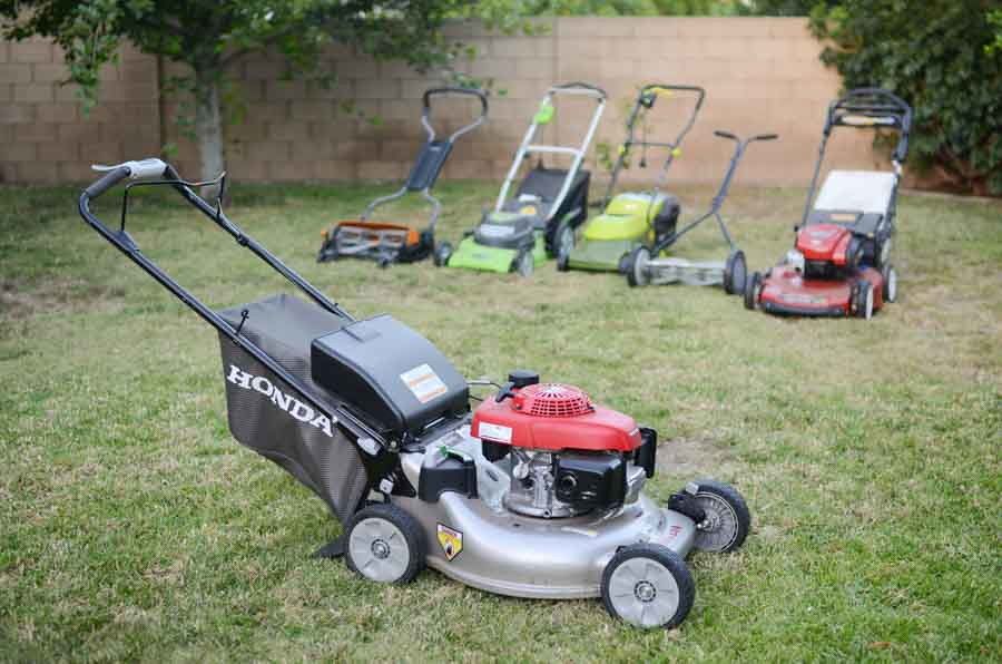 Gasoline Push Mowers