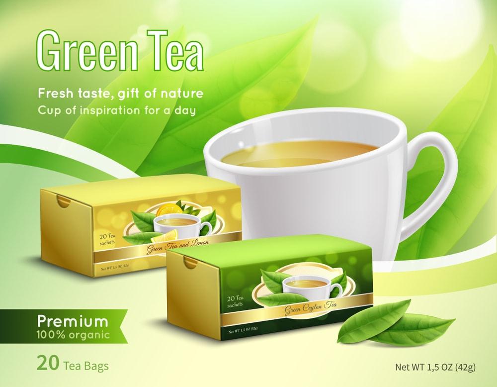 Impressive boxes for quality tea