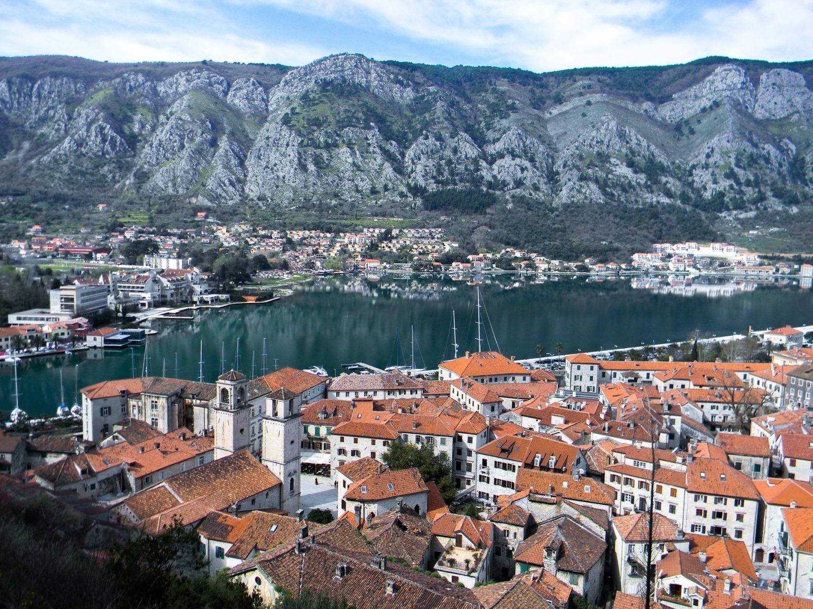 Kotor, Montenegro travel