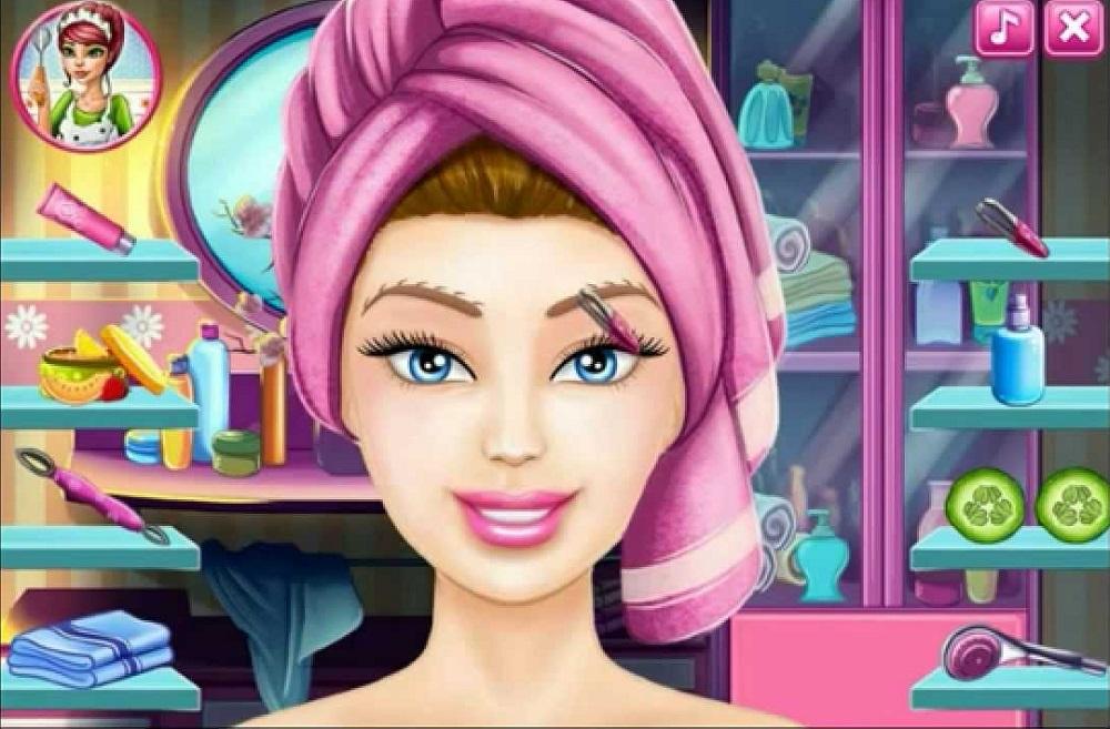 Make-up Game