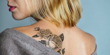 Flower Tattoos Women
