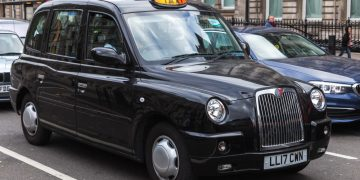 Black Cab Driver
