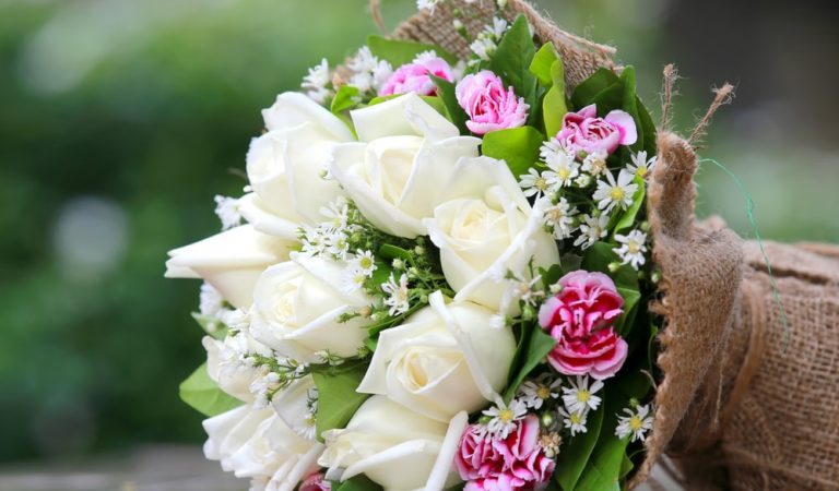 Carnations Bouquet For Your Love