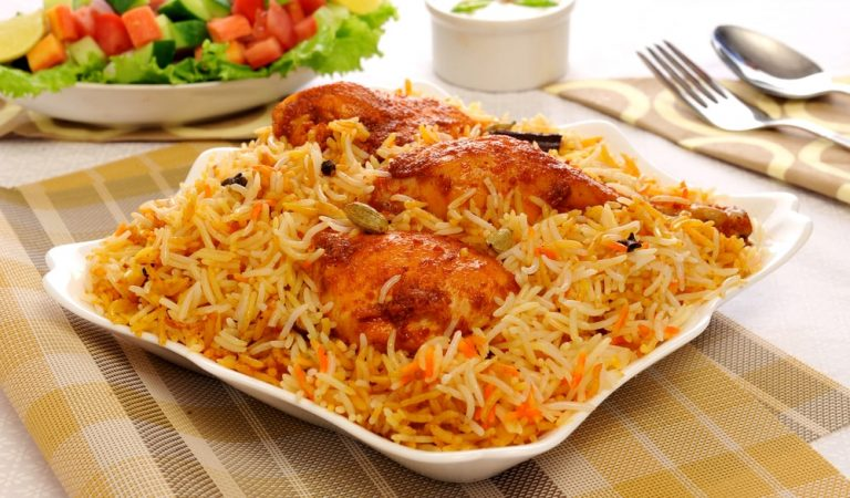 What Is The Recipe Of Delicious Chicken Biryani?