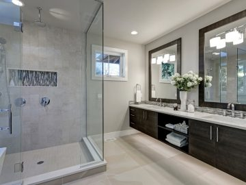 Bathroom Shower Screens
