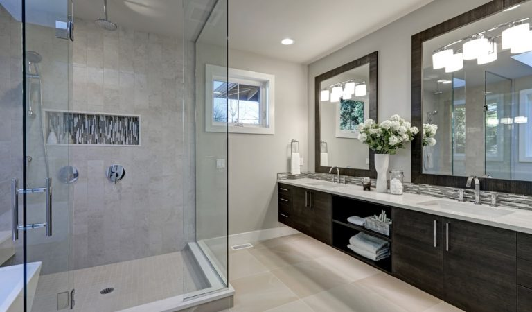 Shower Glass Doors Installing Tips