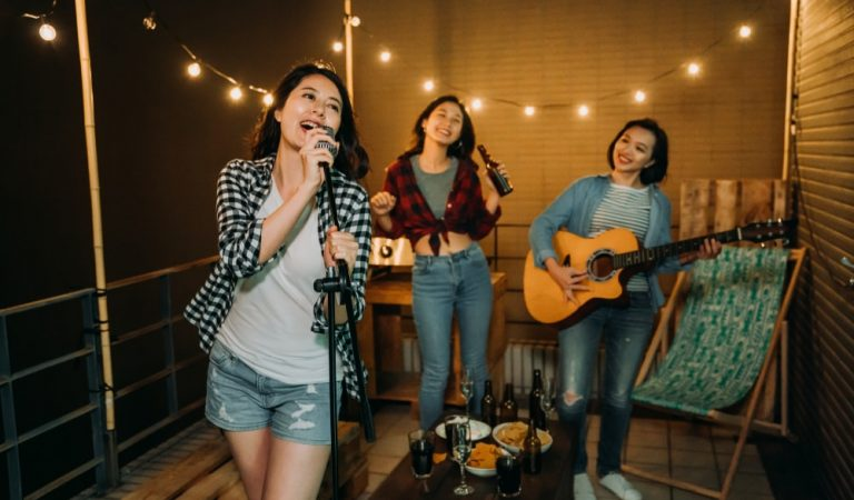 Practice Your Karaoke at Home