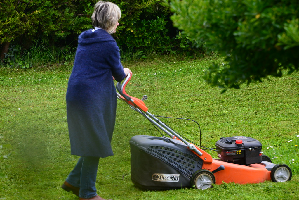 Electric Lawn Mower