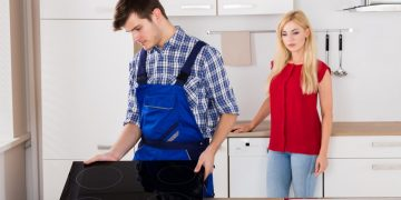 gas cooker installation London
