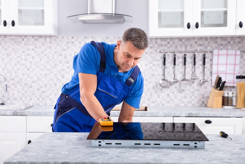 gas cooker installation service in London