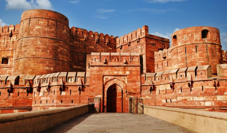 The Unmatched Agra Fort