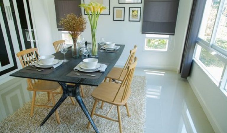 4 Tips for Choosing the Right Dining Table Set