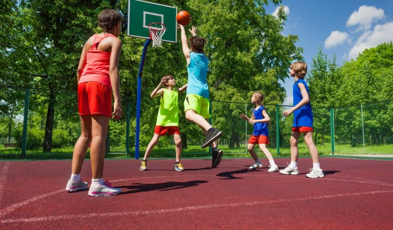 Staying Safe While Playing Basketball