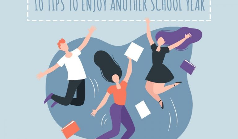 10 Tips to Enjoy Another School Year