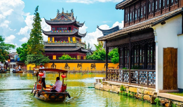 Top 5 Shanghai Tourist Attractions – 2019