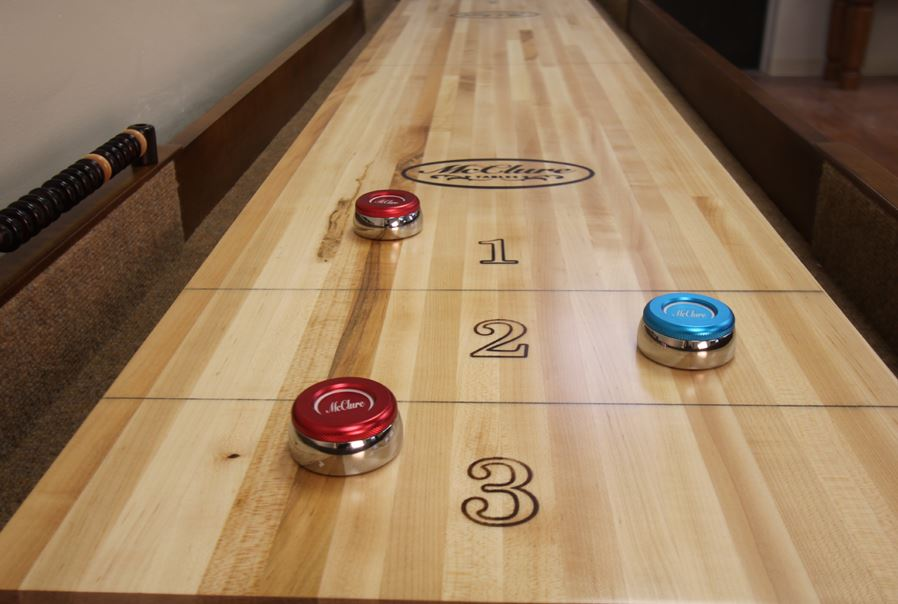 Shuffleboard Equipment
