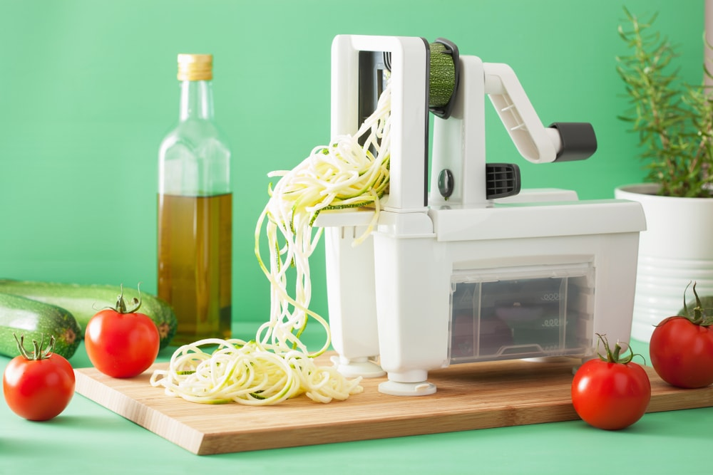 Spiral Vegetable Slicer