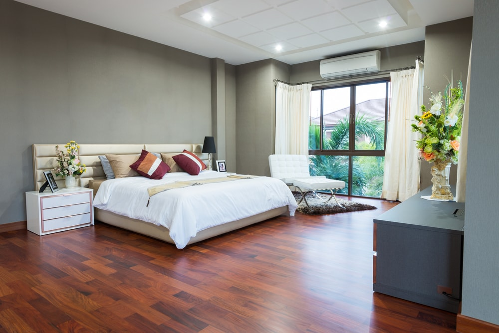 Long-lasting Wood Flooring