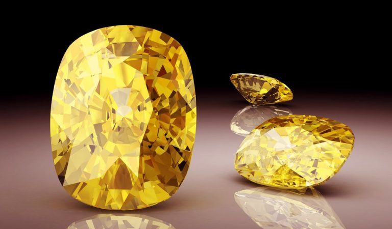 Astrological Benefits of Yellow Sapphire Stone