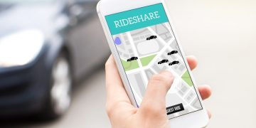 Build Ridesharing