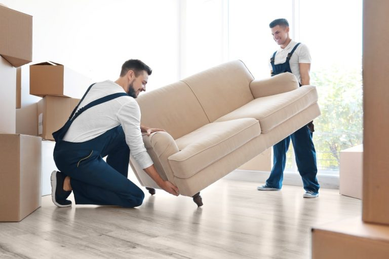 Home moving company