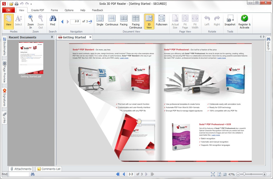 PDF Collection Manager Software