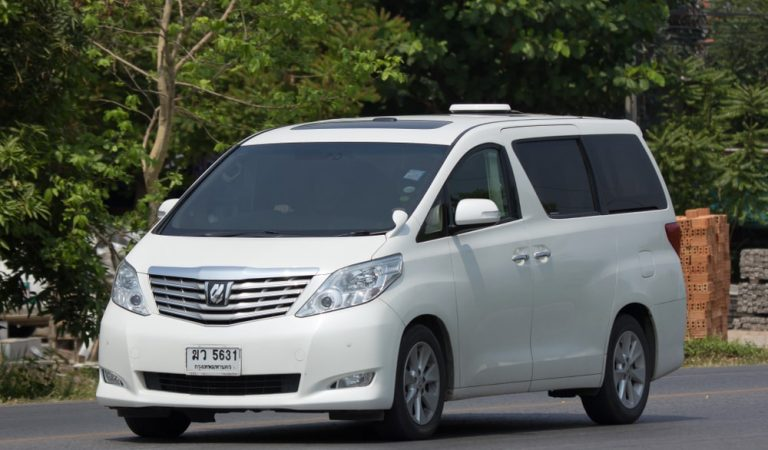 New and Used Toyota Alphard for Sale | Vine Place