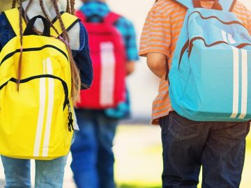 Backpacks Boys education