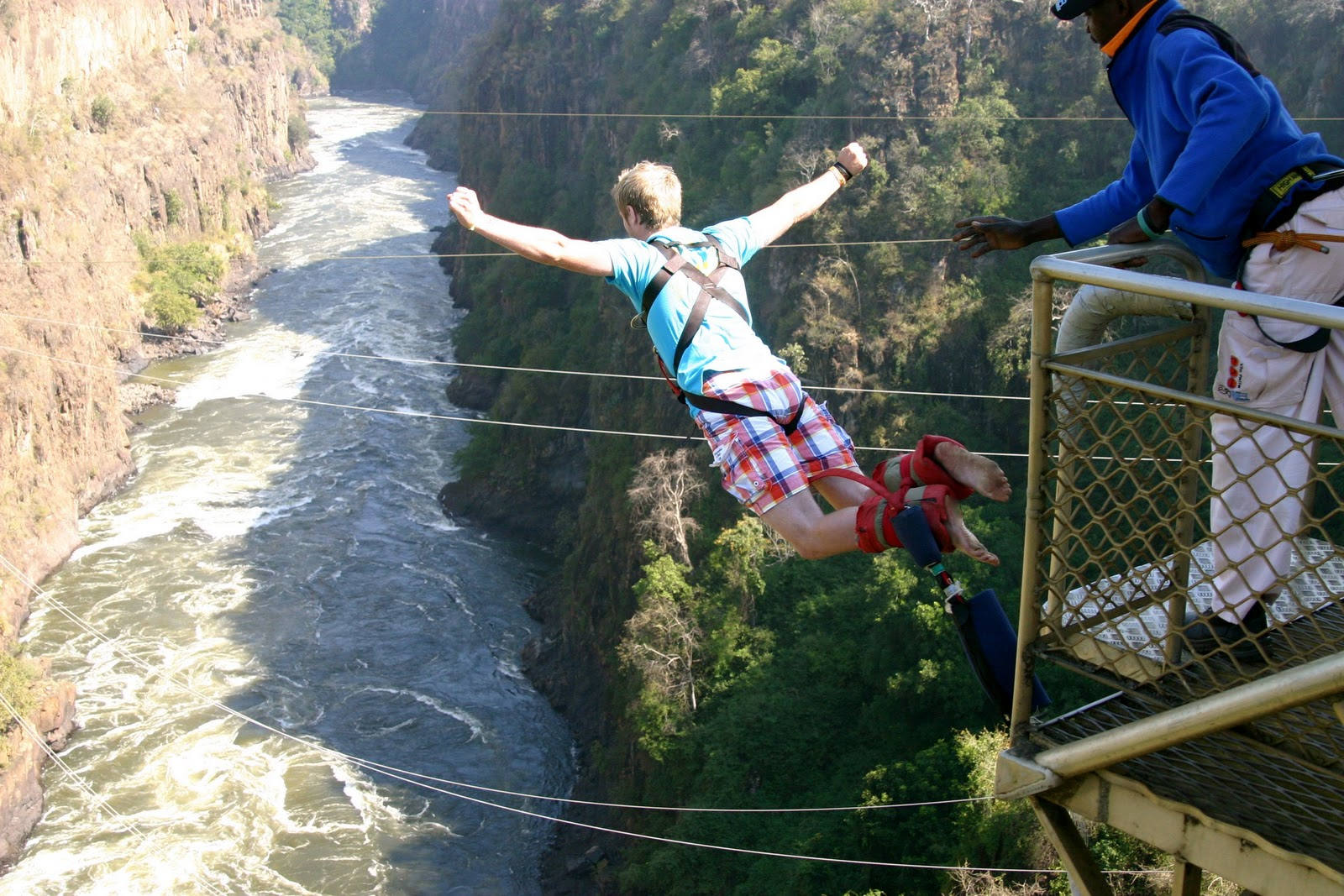Bungee Jumping  travel