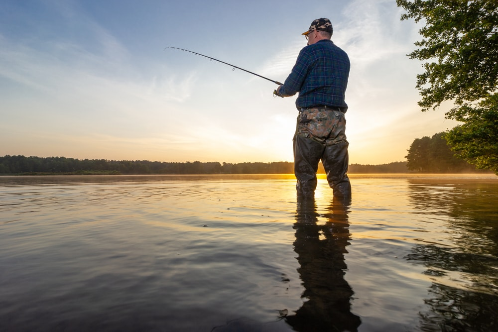 Fly Fishing Waders Travel