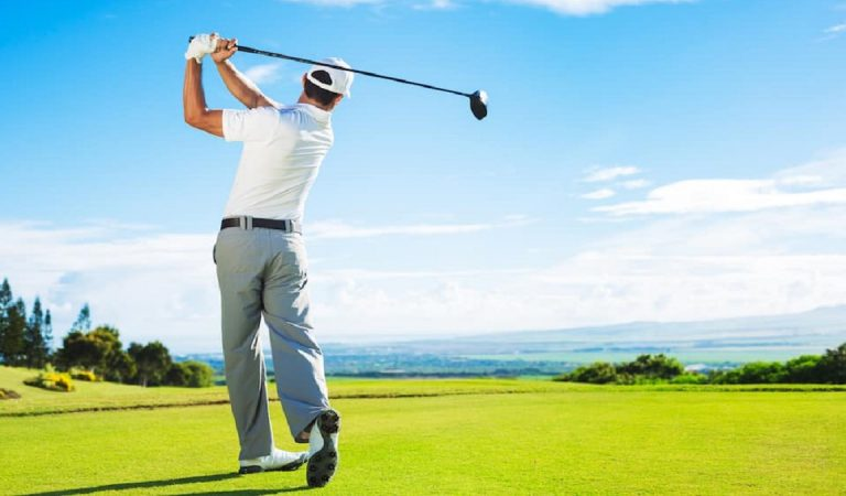 The Perfect Golf Swing Guide