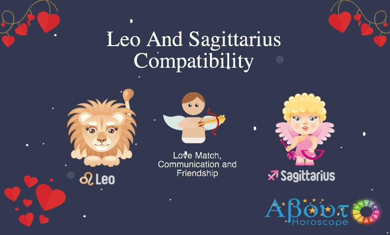 Leo and Sagittarius Gift Love