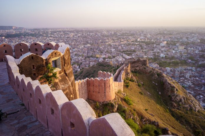 Nahargarh Fort  Haunted Places travel