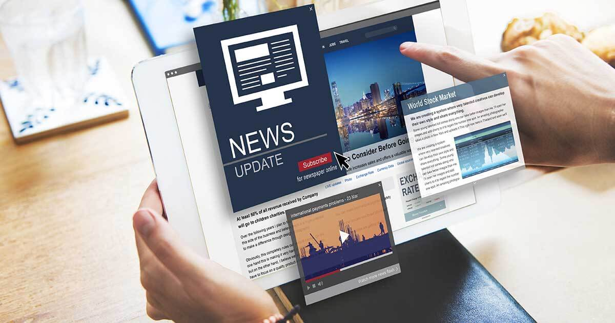 Online media products