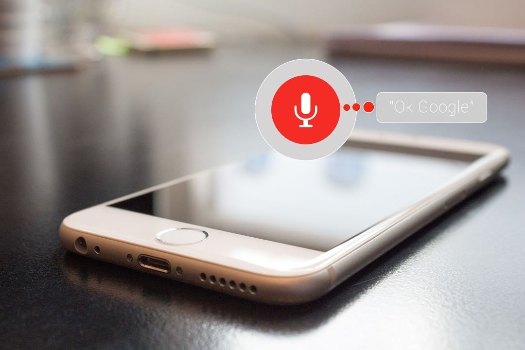 Voice Search Begins