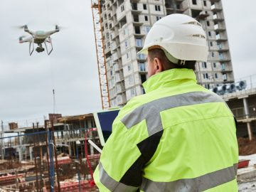 Drone Inspection Services tech