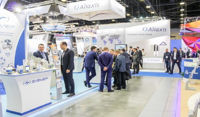 Individual or Group Stands At Exhibition Fairs
