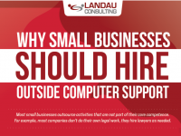 Small Businesses infographic