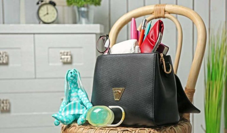 Get Organized with a Diaper Bag