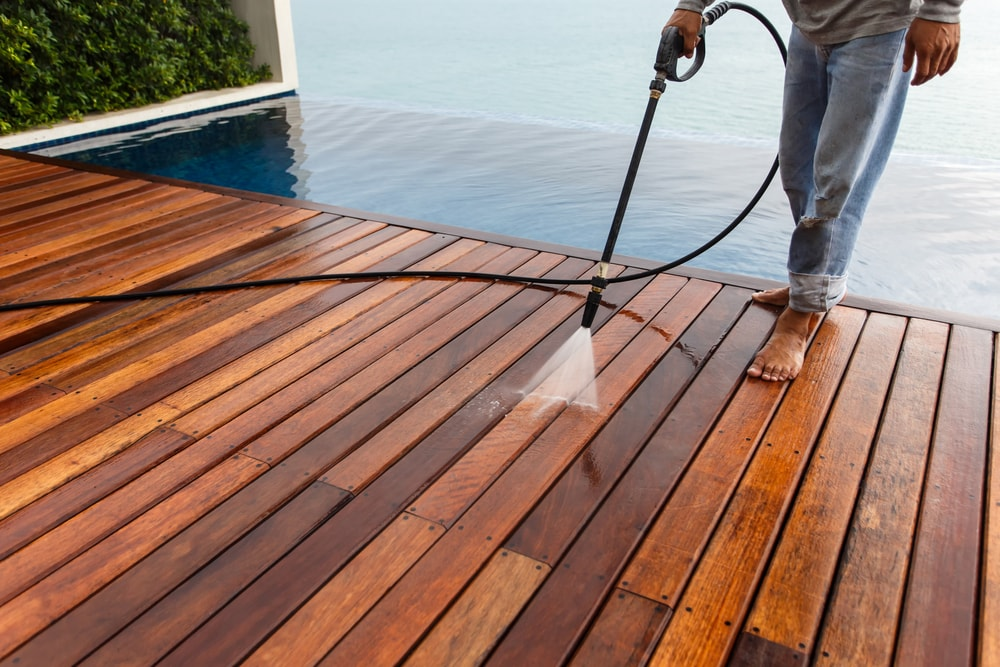 Deck Cleaners home