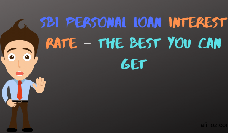 SBI Personal Loan Interest Rate – The best You can Get